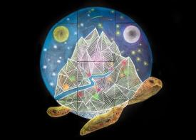 The World Turtle ; Creation Myth